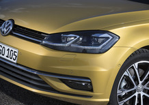 Volkswagen Golf, in arrivo il motore metano 1.5 TGI Evo