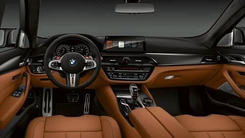 BMW M5 Competition, 625 CV per la berlina pepata (2)