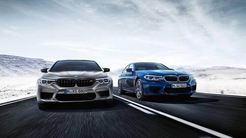 BMW M5 Competition, 625 CV per la berlina pepata (3)