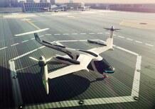 Taxi volanti nel 2023: Uber ci crede e presenta eVTOL