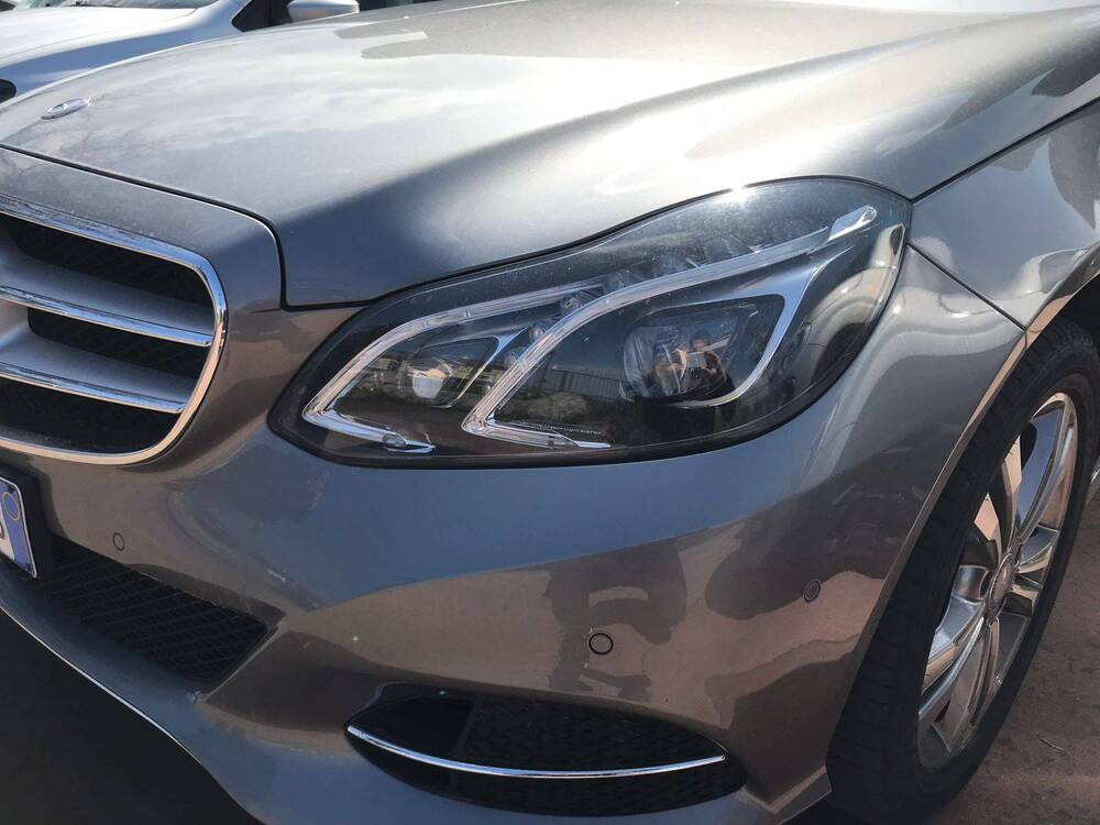 Mercedes-Benz Classe E 200 NGD Premium del 2014 usata a Senise (3)