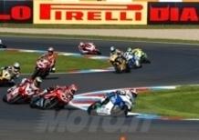 Race release, Round 10 - Lausitz