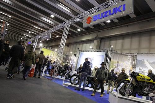 Motor Bike Expo 2016. Suzuki protagonista a Verona (4)