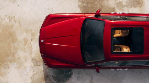 Rolls-Royce Cullinan, ecco il primo SUV della casa britannica (5)
