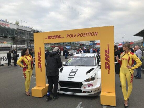Il poleman del WTCR al Nurburgring