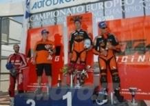 Grande spettacolo a Vallelunga per la seconda prova del Trofeo KTM 990 Super Duke