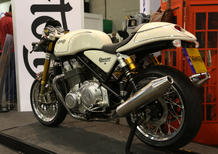 Norton e Hyosung a Motor Bike Expo 2016