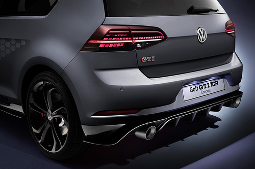 Volkswagen Golf GTI TCR, in arrivo alla fine dell'anno (3)
