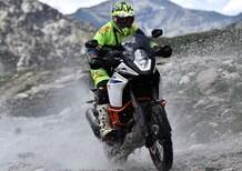 Maxi Enduro Camp: corso off road in sella alle KTM con Fasola