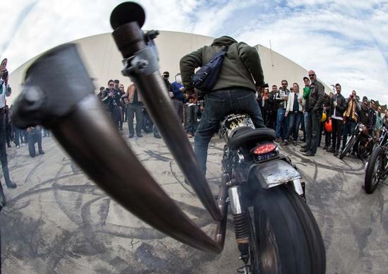Motor Bike Expo 2016: Dirtbag, ritorno alle origini del custom