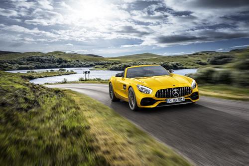 Mercedes AMG GT S Roadster, la via di mezzo (5)
