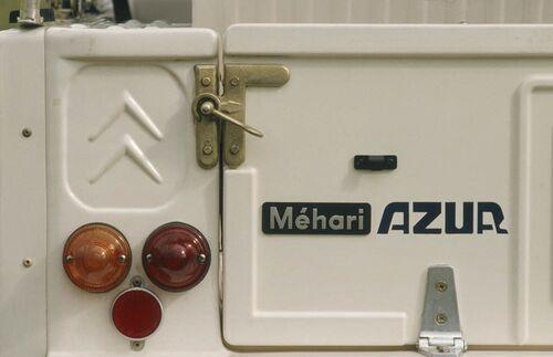 Citroen Mehari, la spiaggina del '68 compie 50 anni (4)