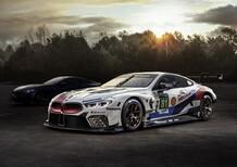 BMW serie 8 Coupé, sarà presentata in occasione della 24 ore di Le Mans
