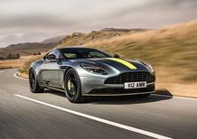 Aston Martin DB11 AMR, la GT ruggente [video]