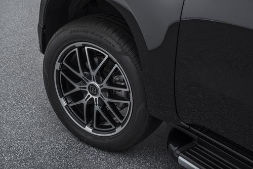 Mercedes Classe X, con Brabus il pick-up diventa ancora più estremo (3)
