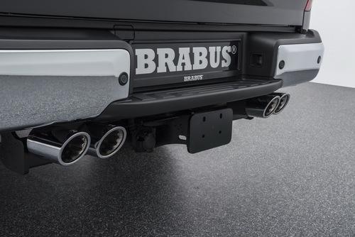 Mercedes Classe X, con Brabus il pick-up diventa ancora più estremo (2)