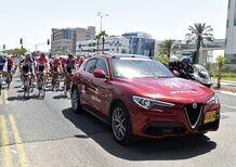 Alfa Romeo: Giulia e Stelvio al Giro d'Italia 2018