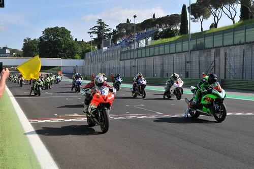 Trofeo Centro Italia Velocità. 2a prova a Vallelunga