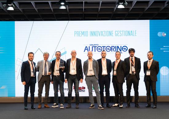 Automotive Dealer Day, al gruppo Autotorino il Premio innovazione gestionale