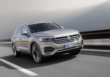 Volkswagen Touareg 2018, test drive con il 3.0 V6 TDI da 286 CV [Video]