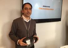 Emilio Tiberio: «Bridgestone DriveGuard, il run-flat per tutti i tipi di auto»