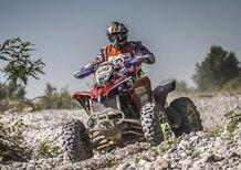 "Dakar 2016. Grande Franco Picco. ""Certo, la moto!"""