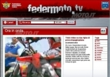 Nasce Federmoto.tv