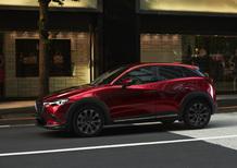 Mazda CX-3 2018, arriva il 1.8 diesel
