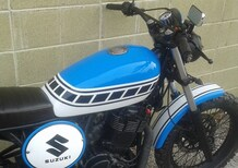 Le Strane di Moto.it: Suzuki DR 650 RSE