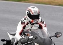 Nel Mondiale 2009 il pilota Honda Miguel Praia indosserà tute M-Tech