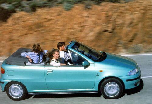 Fiat Punto, dagli anni '90 ad oggi. 25 anni di storia dell'utilitaria torinese (3)