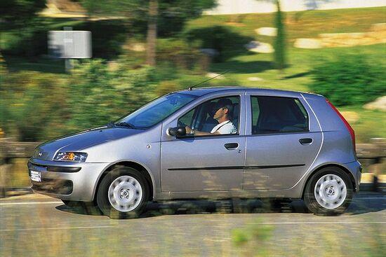 La Fiat Punto seconda serie vede la luce nel 1999