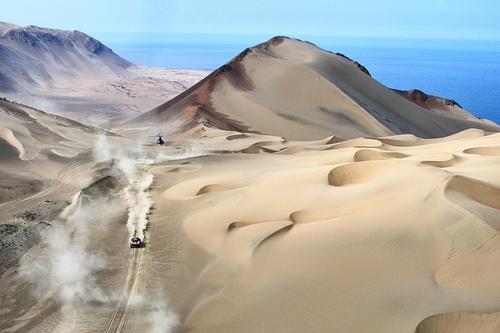 """Dakar. Svelato ufficialmente… l'""""Incas Rally"""" 2019 (2)"""