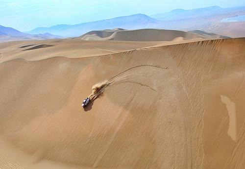 """Dakar. Svelato ufficialmente… l'""""Incas Rally"""" 2019 (8)"""