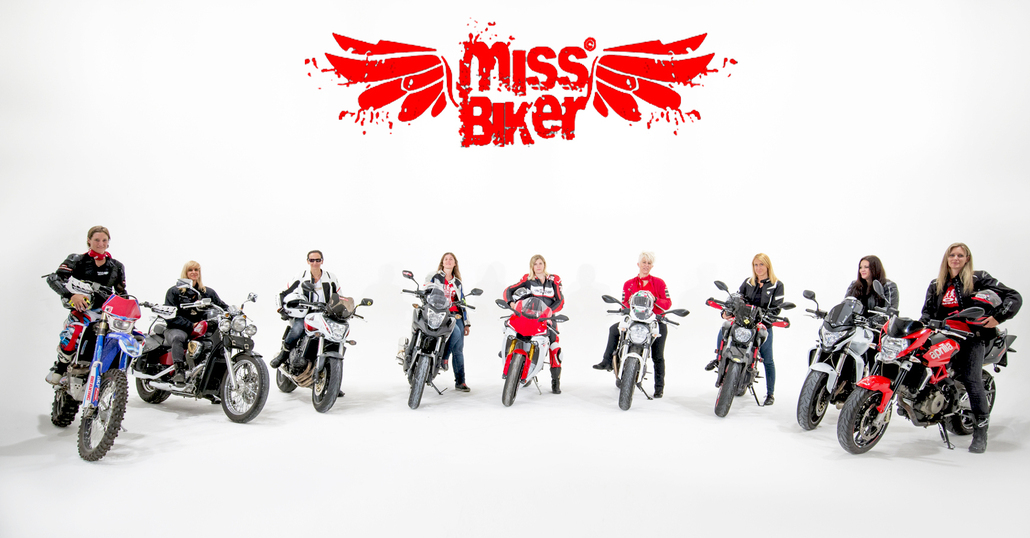 MissBiker: Un buon momento per essere motocicliste