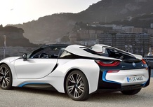 BMW i8 Roadster? Perché no?