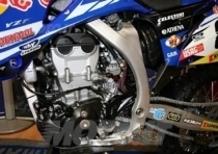 Il Gruppo ATHENA con Red Bull Yamaha de Carli per il progresso dell'elettronica e della meccanica