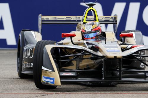 Formula E, ePrix di Berlino: pole per Abt (4)