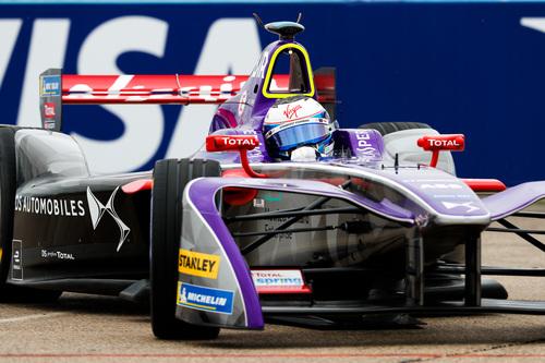 Formula E, ePrix di Berlino: pole per Abt (8)