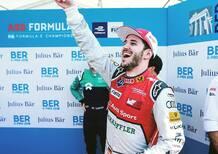 Formula E, ePrix di Berlino: vince Abt