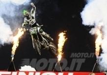 Christophe Pourcel, già Campione del mondo Motocross MX2 nel 2006, si avvia a conquistare il suo pri
