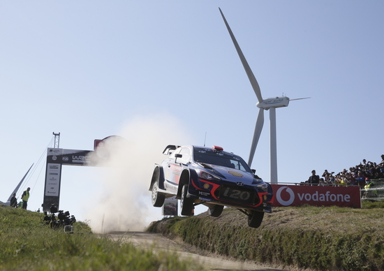 WRC 2018 Portugal. Neuville & Hyundai Imbattibili?