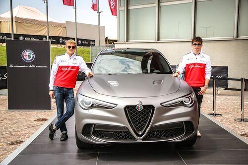 Mille Miglia 2018: trionfo Alfa Romeo con onore al Museo storico di Arese [video] (2)