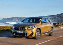 BMW X2 | Colpiti dal design... e dal prezzo [Video]