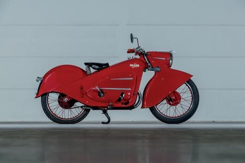 Moto e auto d'epoca, ad Arese un'asta di esemplari rari (3)