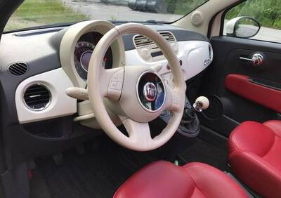 Fiat 500 Cabrio 0.9 TwinAir Turbo by DIESEL del 2010 usata a Oristano