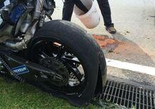 MotoGP. Il VIDEO della caduta a 290 km/h di Baz