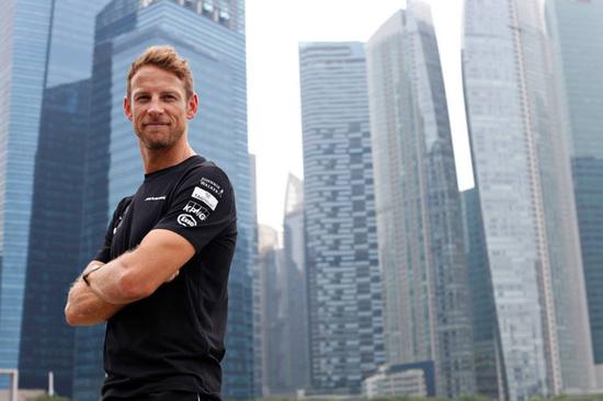 Anche il Campione del Mondo F.1 2009 Jenson Button sarà al via dell'edizione 2018 della 24h