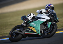 Energica MotoE, De Puniet in sella a Le Mans