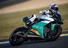 Energica MotoE, De Puniet in sella a Le Mans